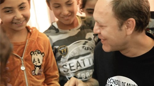 Musicoterapia para superar el trauma de la guerra de Siria