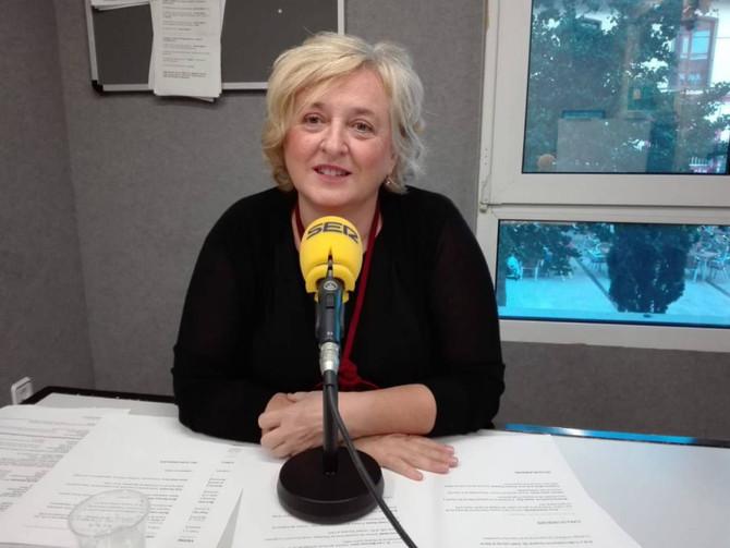 """Alicia Ventura: """"la musicoterapia, la arteterapia son prácticas necesarias en los hospitales&qu"""