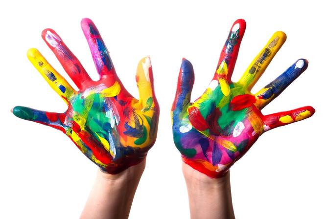 La expresión artística como recurso terapéutico.