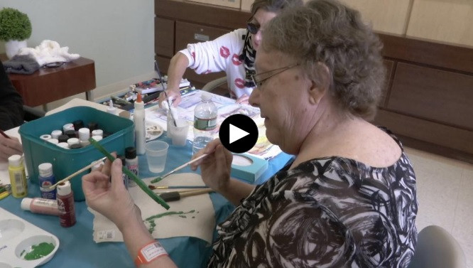 Art Therapy Helps Patients with Traumatic Brain Injury