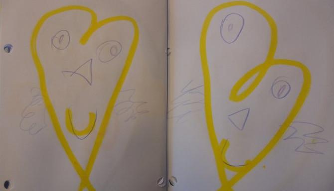 Ateliers d'art-thérapie pour enfants chez Fédasil
