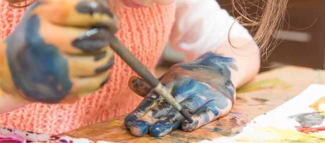 Transformer les émotions des enfants en créations