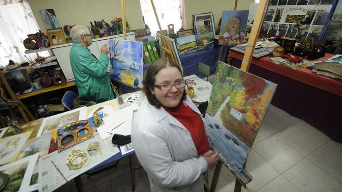 Arrancan hoy los talleres de arteterapia para personas con discapacidad
