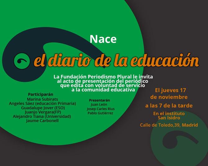 ¿Qué es El Diario de la Educación? - El Diario de la Educación