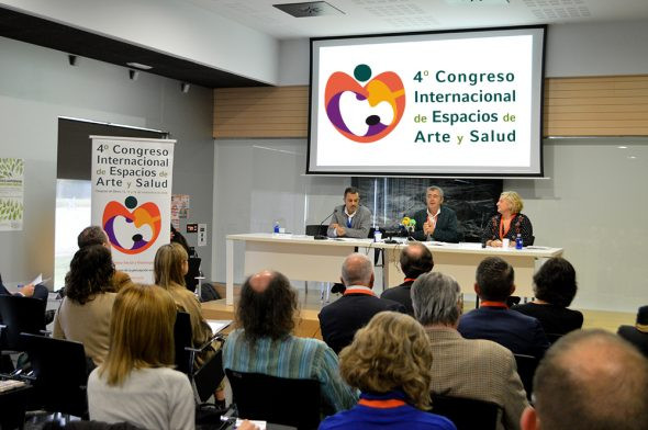 El Hospital de Dénia aborda la Neuroestética, la Musicoterapia y la Arteterapia en el IV Congreso In