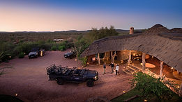 Luxury Safari Lodge in the Madikwe Reserve