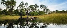 Stunning Tented Safari Camp in the Chitabe Cocession, Okavango Delta, Botswana