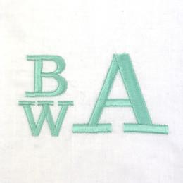 Stack Monogram