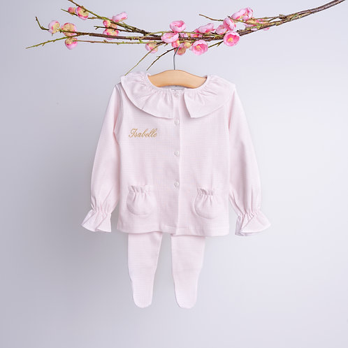 Pink Classic baby set