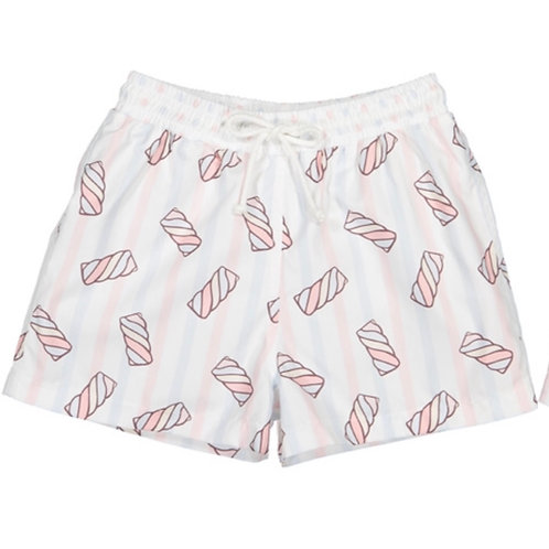 Marshmallows Swim Trunks Sal and Pimenta