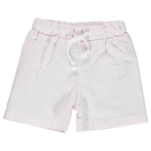 DOT Pedro Swim Shorts Pink Stripes