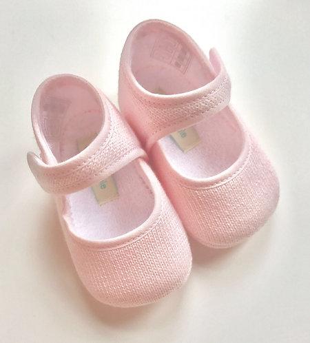 Wedoble Pink Pram Shoes