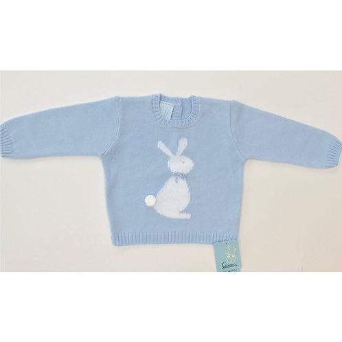 Granlei Blue Bunny Jumper