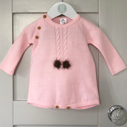 Minhon Pink Romper