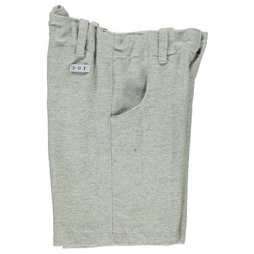 DOT Jose Shorts Grey Wool
