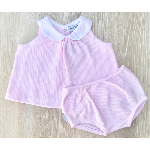 Babidu Pink Set