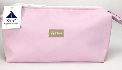 Babidu Pink Toiletry Bag