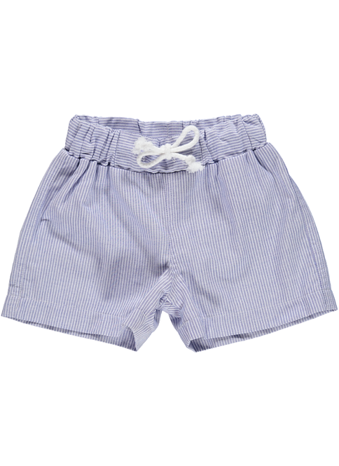 DOT Summer Pedro Swim Shorts Blue Stripes
