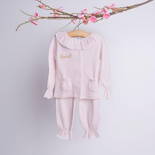 Pink Classic Pyjamas