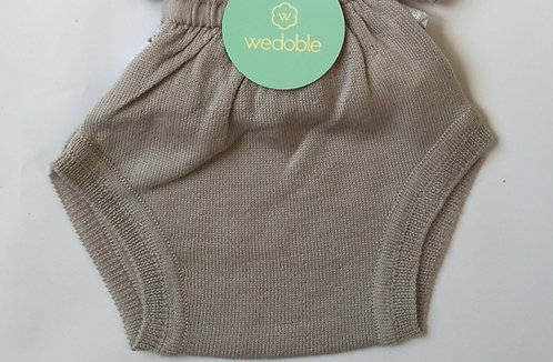 Front of Wedoble fine knit jam pants
