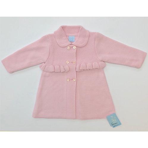 Granlei Pink Double Button Coat