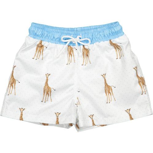 Sal And Pimenta Fairytale Giraffe Swim Trunks