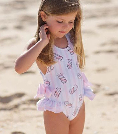 NEW! Sal & Pimenta Marshmallows Swimwear
