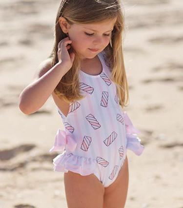 NEW! Sal & Pimenta Marshmallows Swimwear