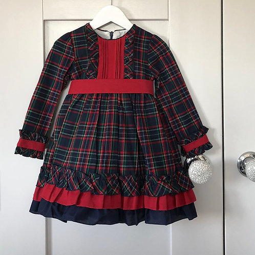 Kiriki Tartan Dress