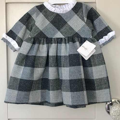 Mebi Check Dress