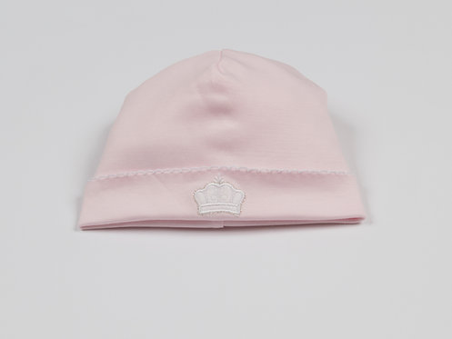 Kissy Kissy Pink Crown Hat