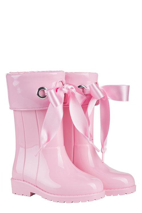 Pink Ribbon Igor Wellies