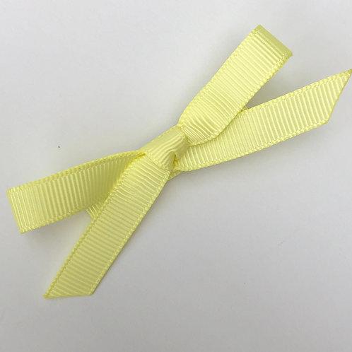Lemon 3 inch Bow