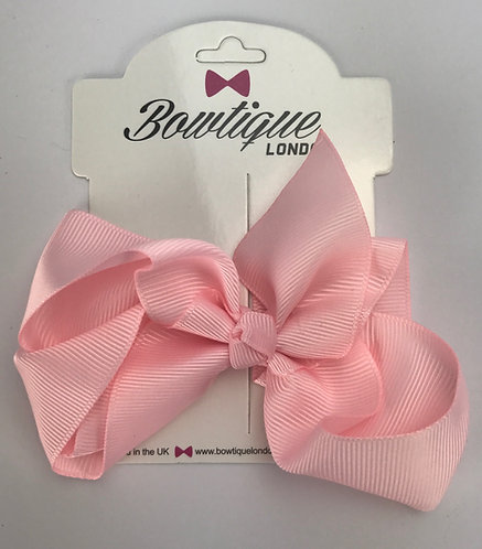 Light Pink 4 inch bow