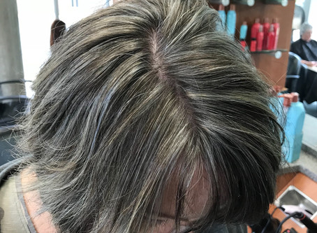 So you want to go GREY?