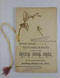 Second Grand Entertainment (1891)