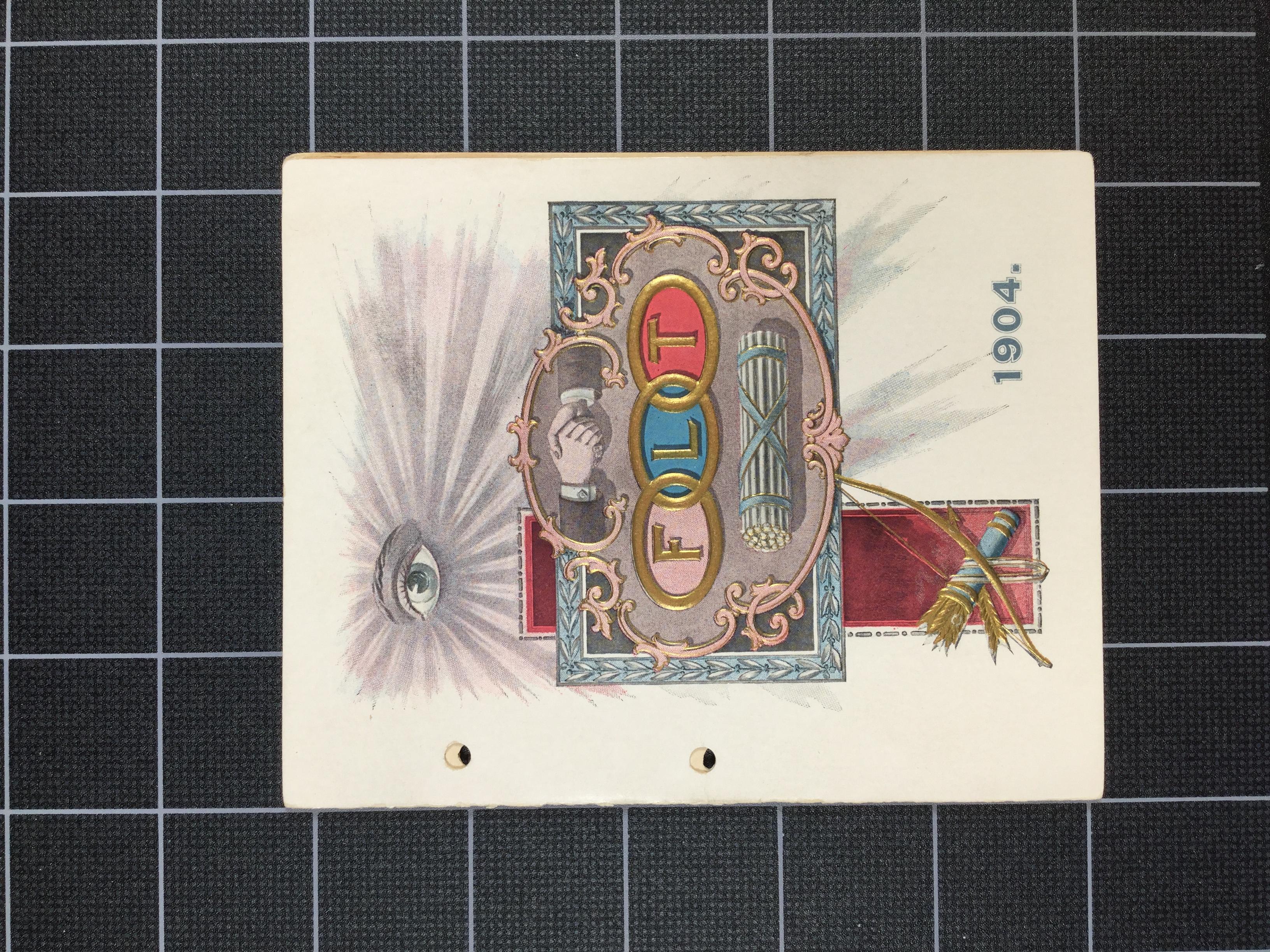 Annual Concert & Ball (1904)