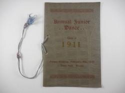 Annual Junior Dance (1910)