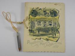 9th Annual Concert & Ball (1891)