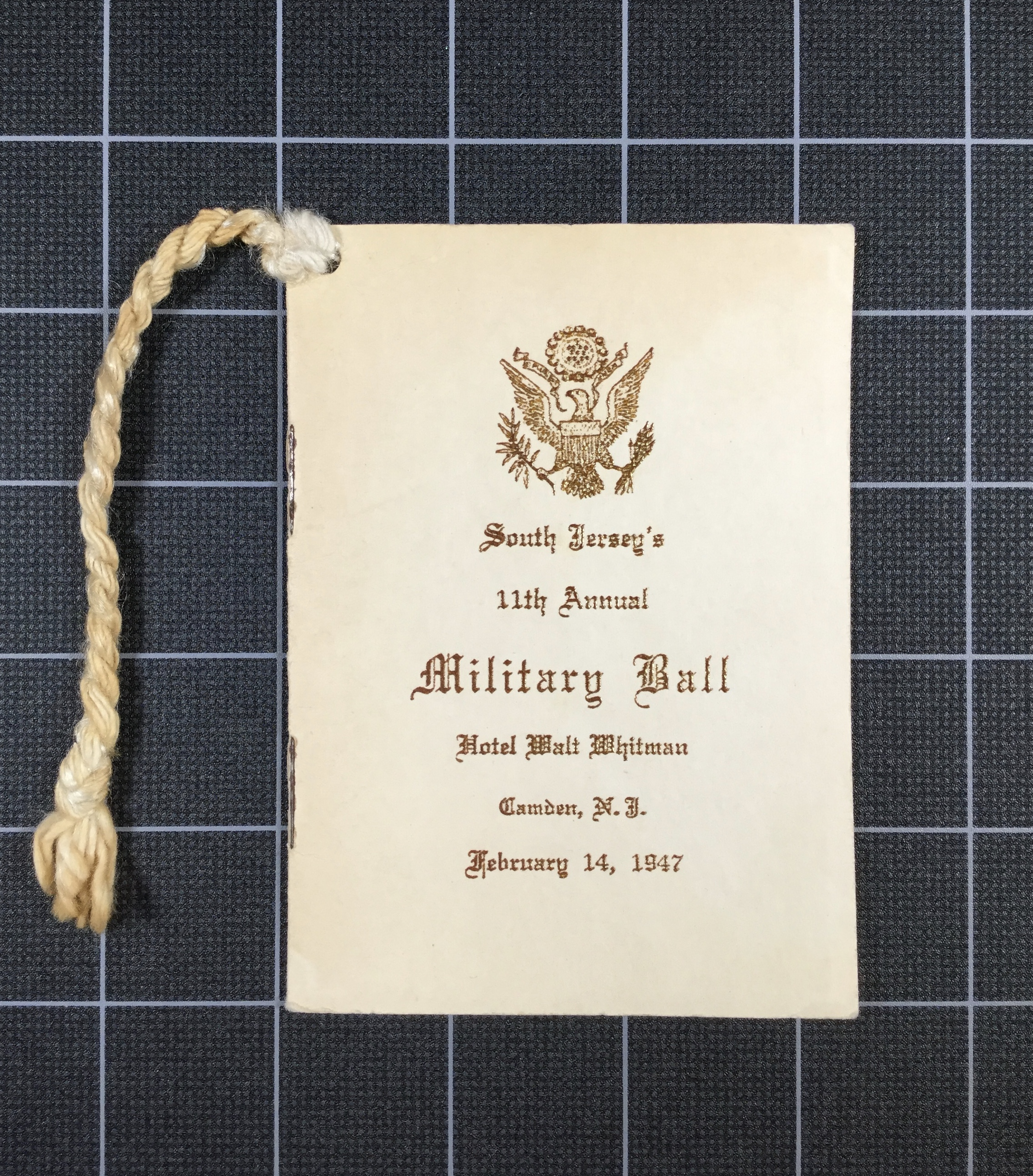 11th Annual Military Ball (1947)