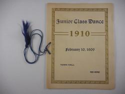 Junior Class Dance (1910)