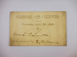 Corpse and Coffin (1892)