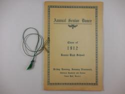 Annual Senior Dance (1912)