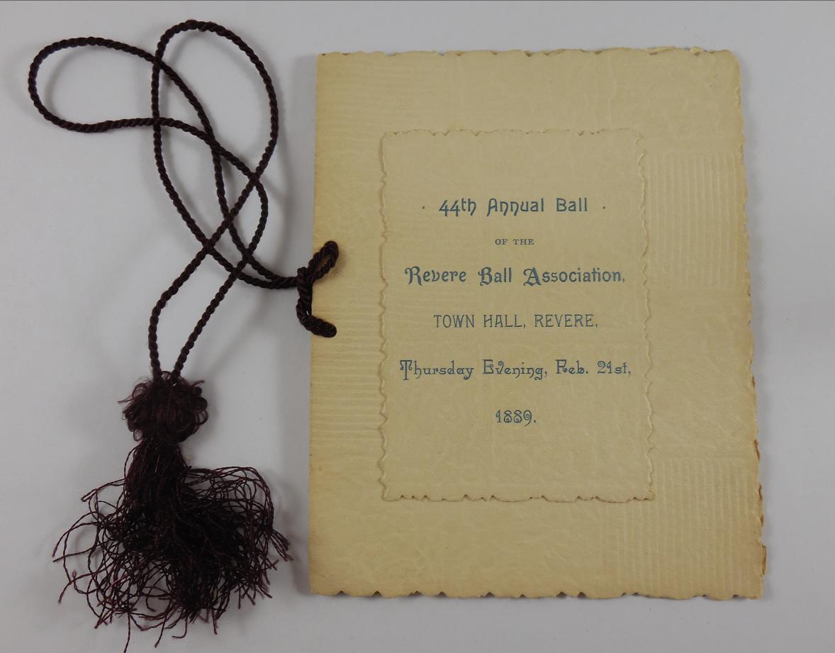 44th Annual Ball (1889)