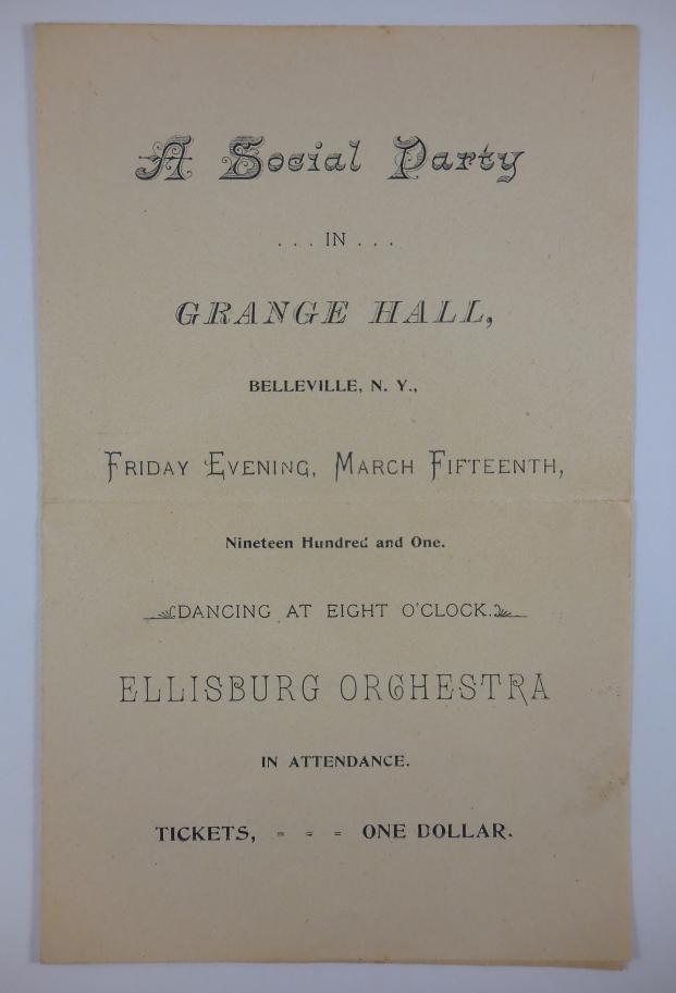 A Social Party (1901)