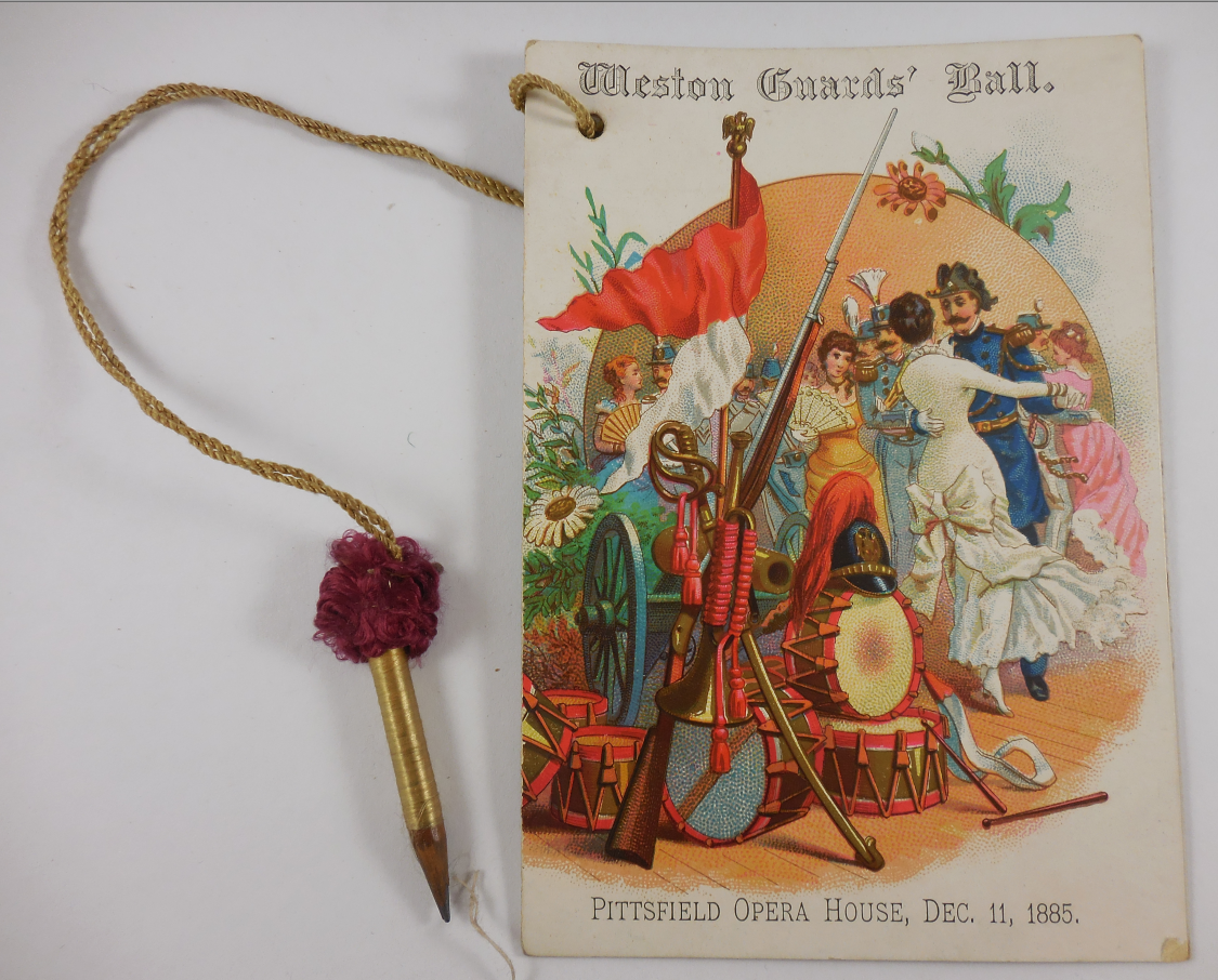 Weston Guards Ball (1885)