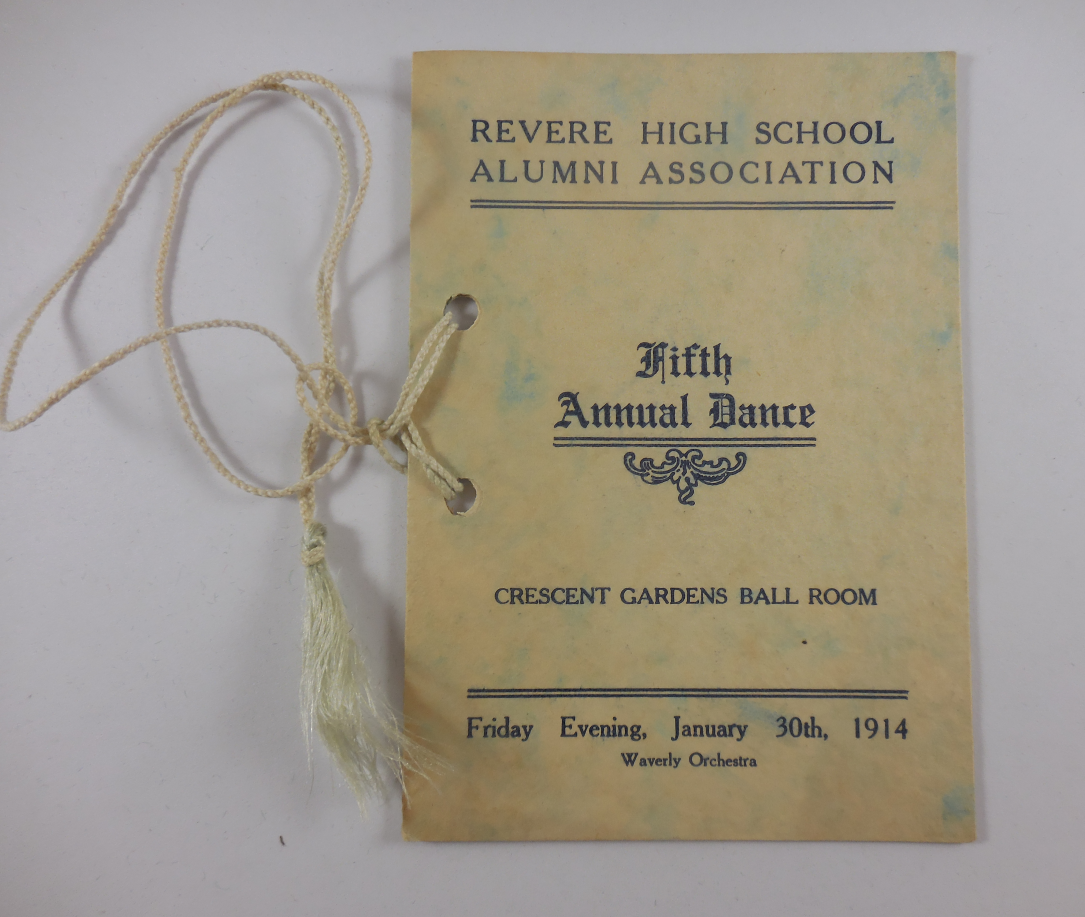 Fifth Annual Dance (1914)