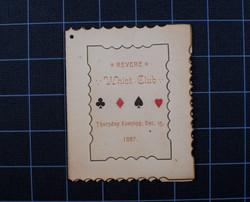 Revere Whist Club (1887)