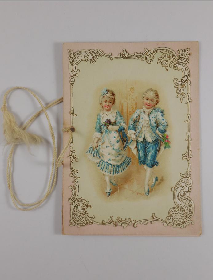54th Annual Childrens Ball (1899)