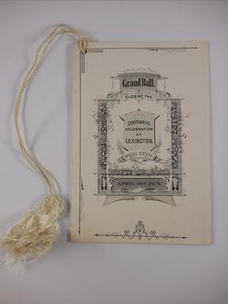 Closing the Grand Ball (1875)